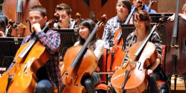 Cbso Youth Orchestra Coplands Third.