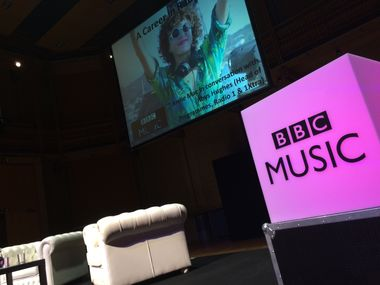 BBC Music In Conversation with Annie Mac, December 2015.