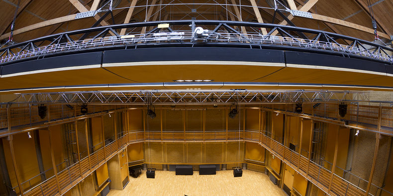 Main Auditorium. Credit: Carew-Cox.