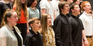 CBSO Young Voices. Credit: John Palmer.