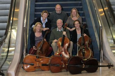 cello ensemble.