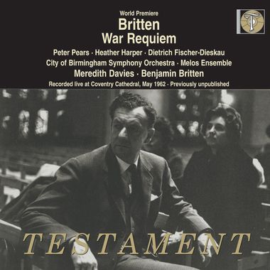 britten war requiem world premiere.