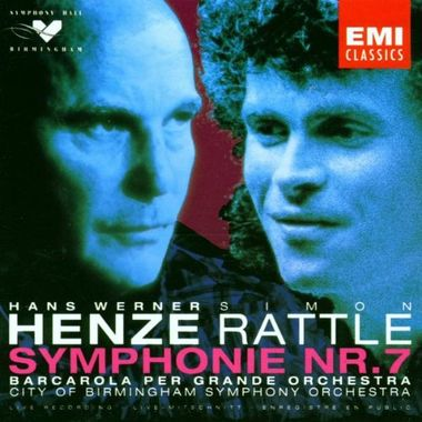 henze rattle.