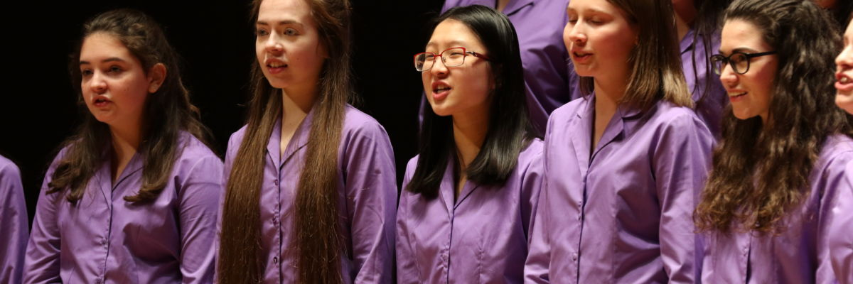 CBSO Youth Chorus in Concert.