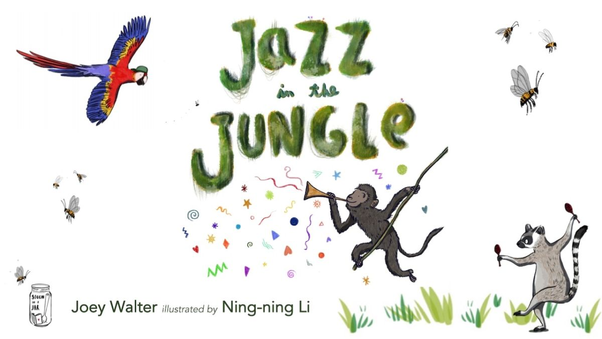 Jazz In The Jungle Wide.