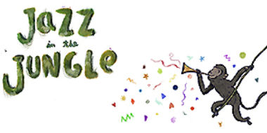 Jazz In The Jungle 304 By 147 Pixels.