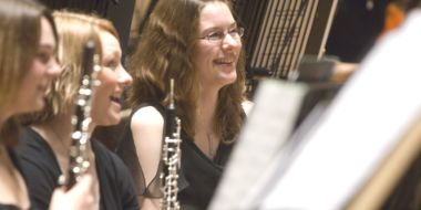 Oboe Section 2007.