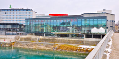 Villach Congress Center Ueber Drauterrassen 30012011 817.