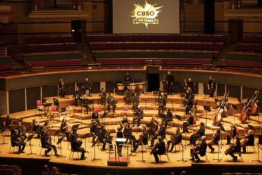 The CBSO. Credit: Andrew Fox.