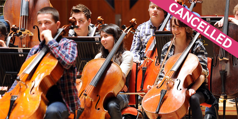 260720 Cbso Youth Orchestra Academy A Fist Full Of Fives.