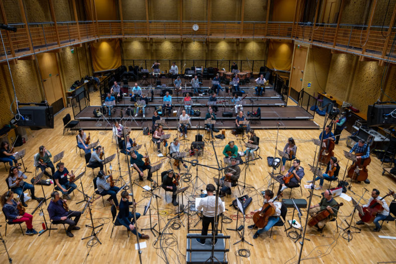 Cbso Record The National Anthems For Birmingham 2022 Commonwealth Games Conducted By Philip Sheppard Beki Smith Cbso September 24 2021 5.