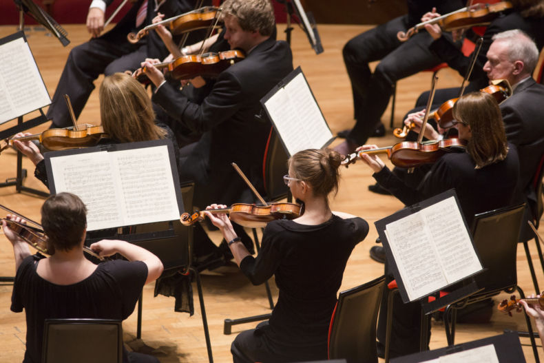 The CBSO relies on donations to keep the music going. Credit: Andrew Fox.